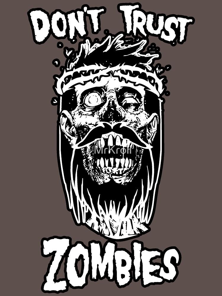 Zombie Jesus  by MrKroli