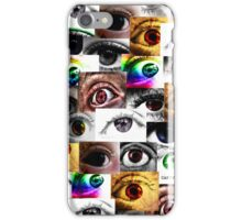 Eyephone 1 iPhone Case/Skin
