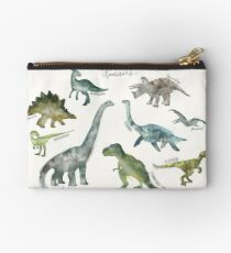 Dinosaurs Studio Pouch