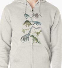 Dinosaurier Kapuzenjacke