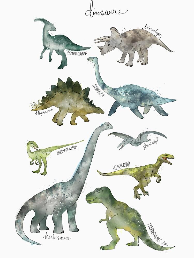 Dinosaurier von AmyHamilton