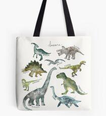 Bolsa de tela Dinosaurios