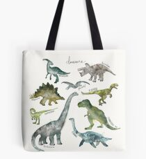 Dinosaurier Tote Bag