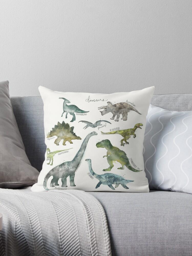 «Dinosaurios» de Amy Hamilton