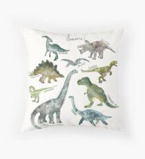 Cojín Dinosaurios