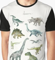 Dinosaurs Graphic T-Shirt