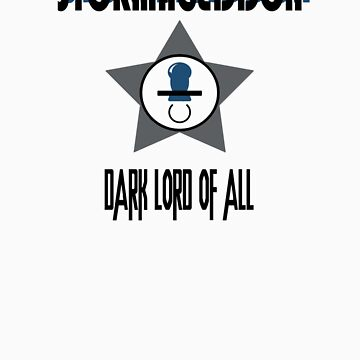 Stormageddon - Dark Lord Of All by SallySparrowFTW