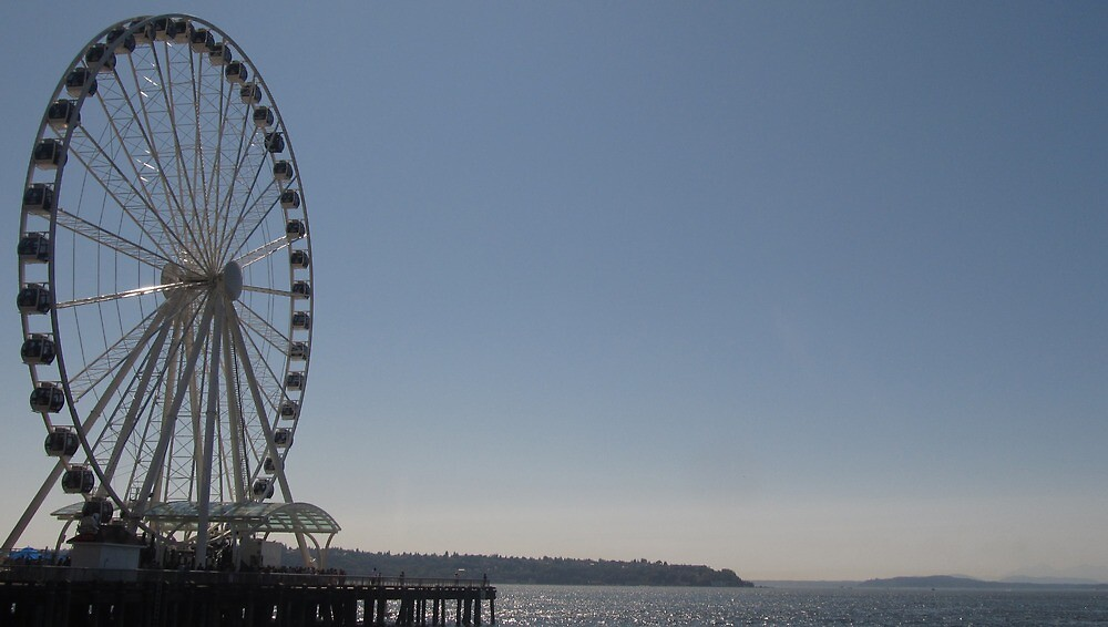 The Great Wheel by OffOn