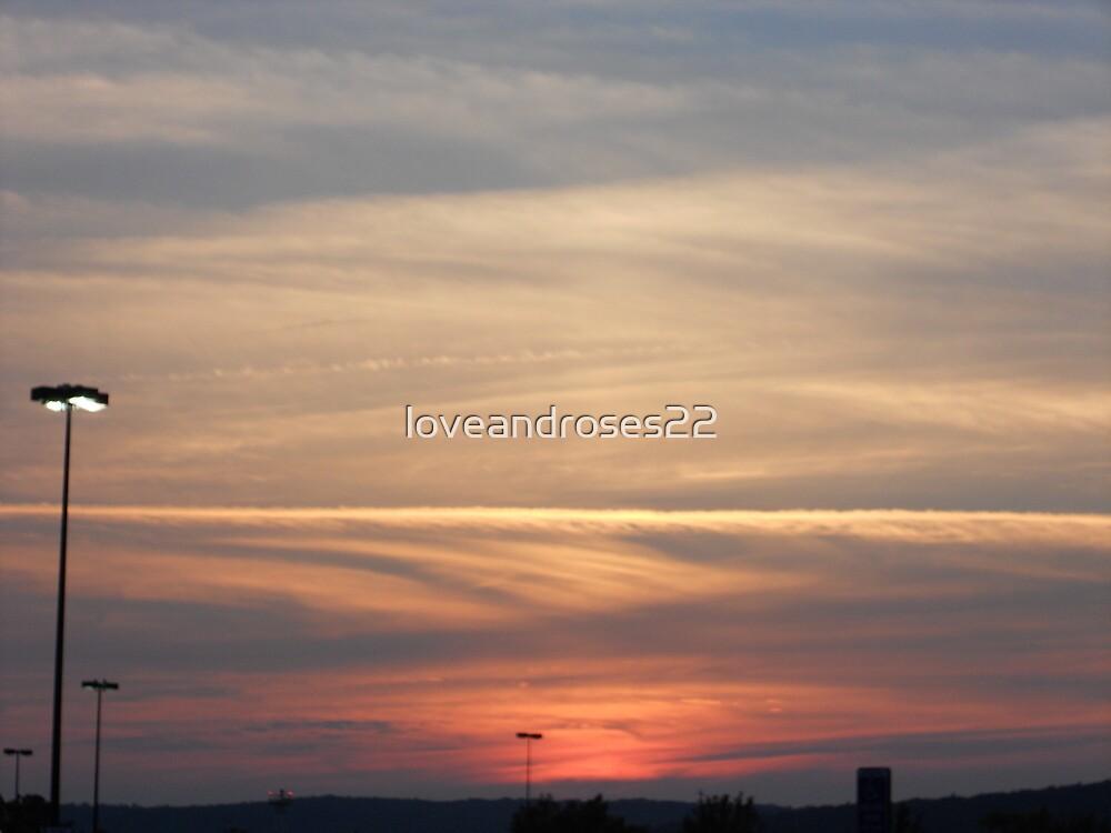 Dividing The Sky by loveandroses22
