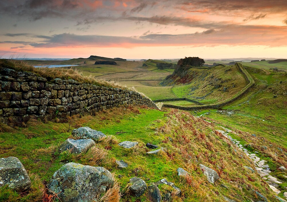 hadrian's wall by paul mcgreevy