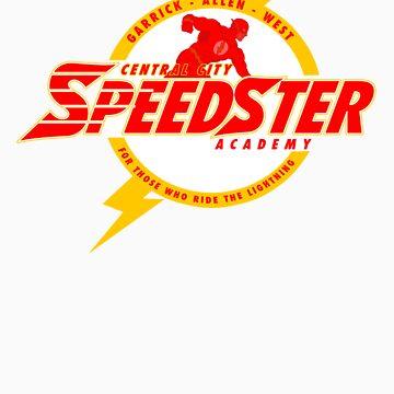 Speedster Academy by mdoydora