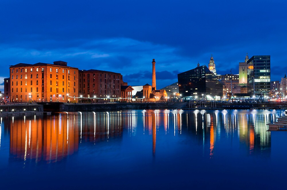 salthouse dock, liverpool by paul mcgreevy