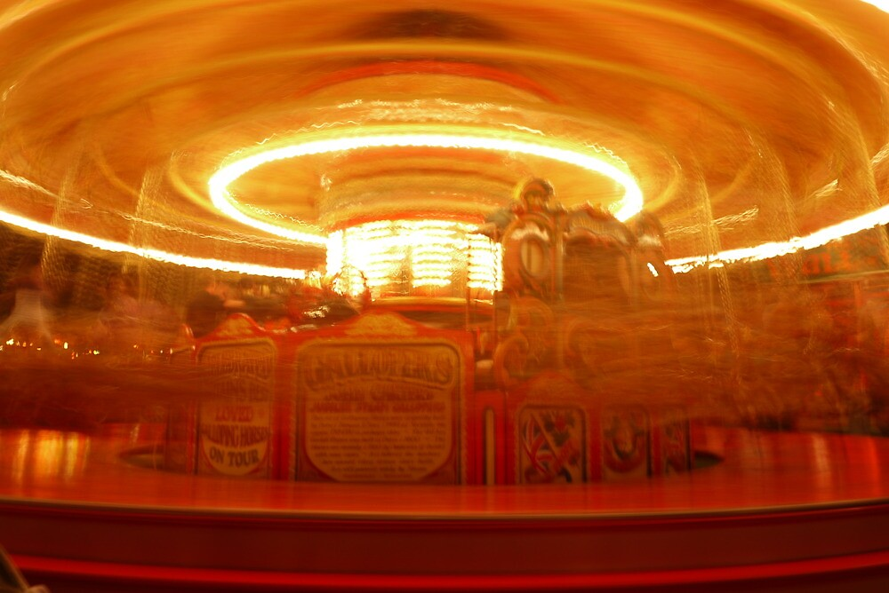 Carter's Carousel  by oldspeed