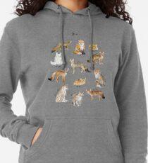 Foxes Lightweight Hoodie