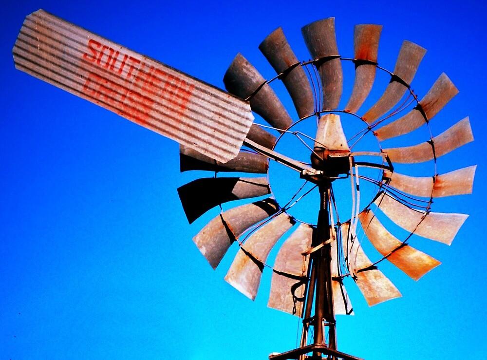 Windmill by CharlotteT