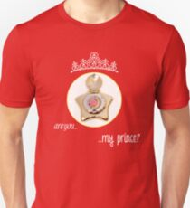 Are you my Prince? Unisex T-Shirt