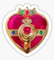 Cosmic Heart Compact Sticker