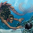 The Little Mermaid by monicang