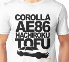 Hachiroku AE86 Unisex T-Shirt