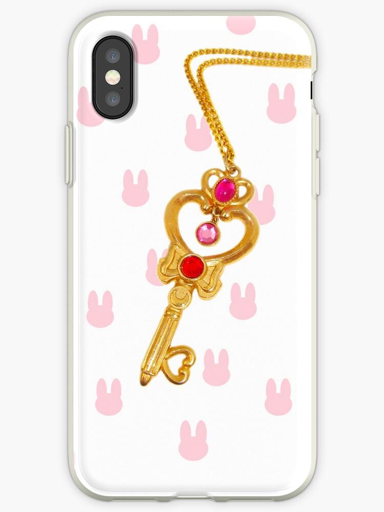 Chibiusa's Time Key by bunnyparadise