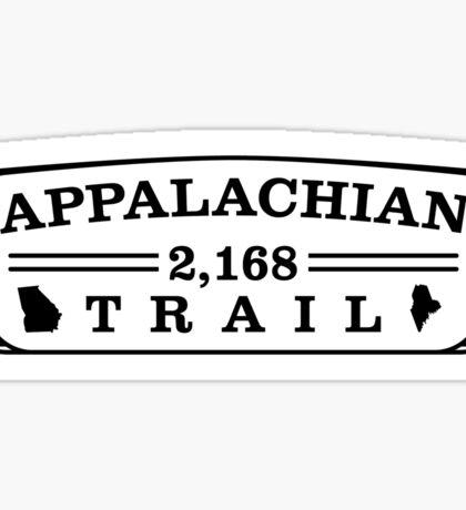 Appalachian Trail Sticker Sticker