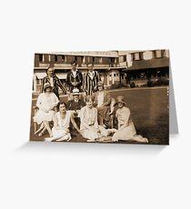 Cricket 1929 Greeting Card