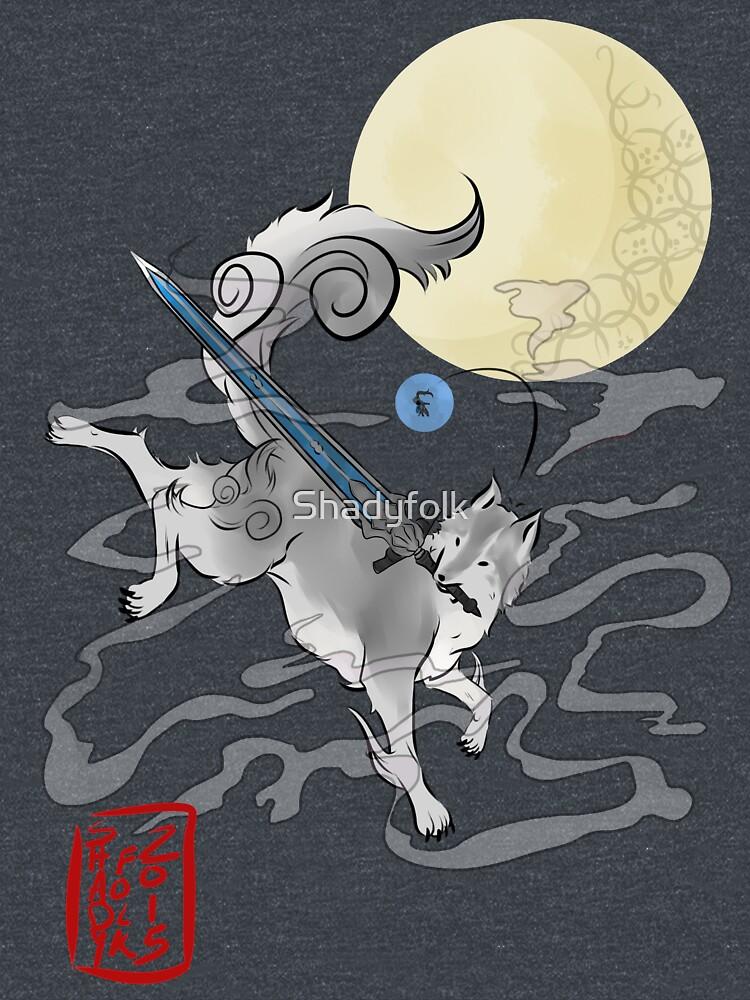 Der große graue Wolf - Sifkami von Shadyfolk