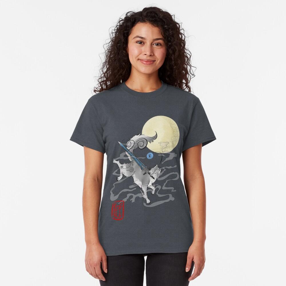 Der große graue Wolf - Sifkami Classic T-Shirt