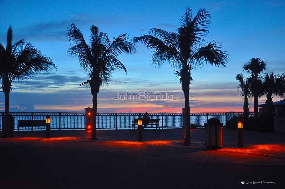 Witness of a new day by JohnBiondo