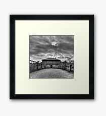 Timeless places Framed Print