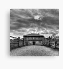 Timeless places Canvas Print