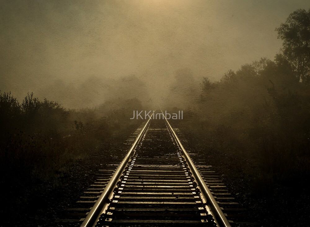 Train To Nowhere by JKKimball