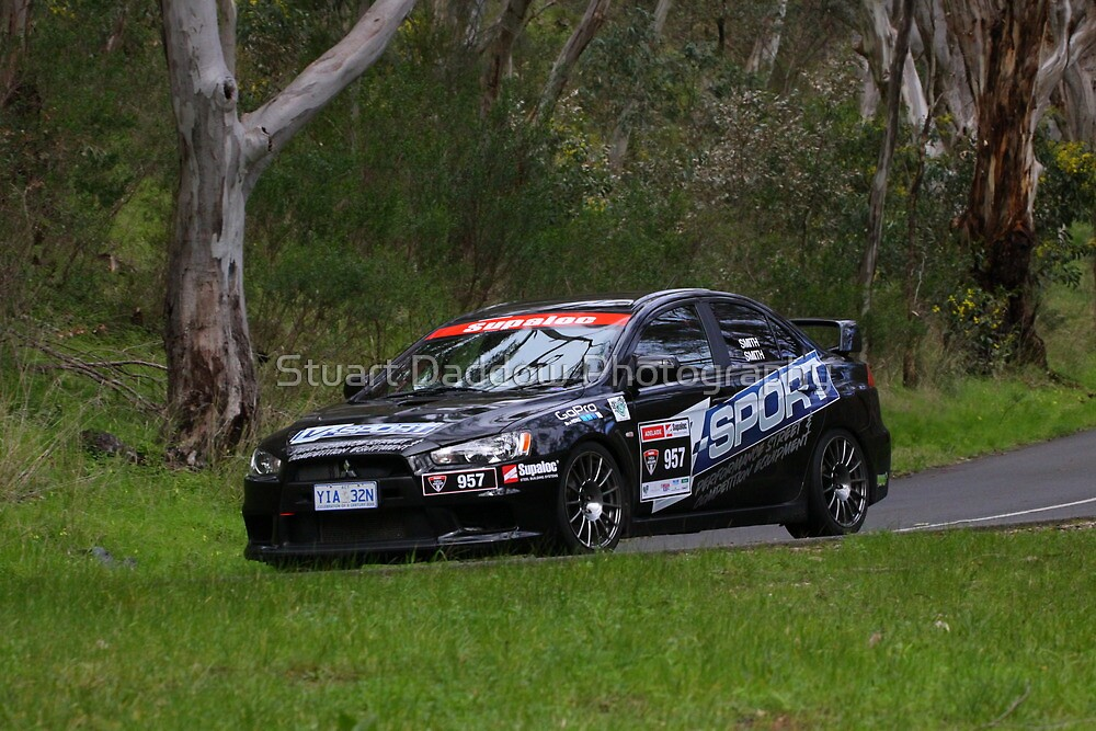 Special Stage 10 Montecute Pt.85 by Stuart Daddow Photography