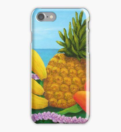 Tropical Trinity iPhone Case/Skin