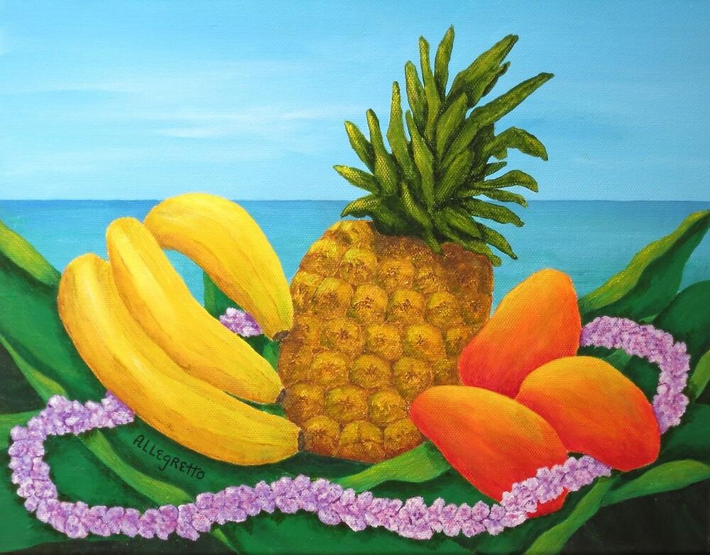 Tropical Trinity by Allegretto