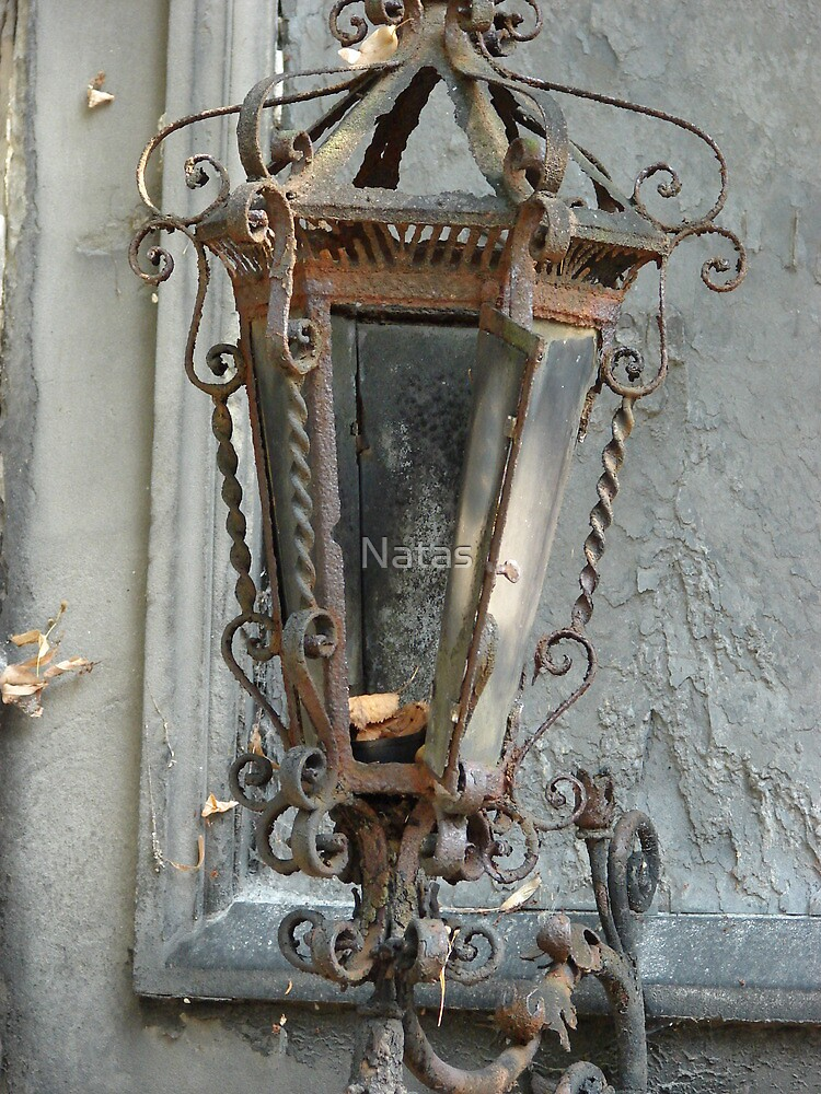 Light of life or struggle by Natas