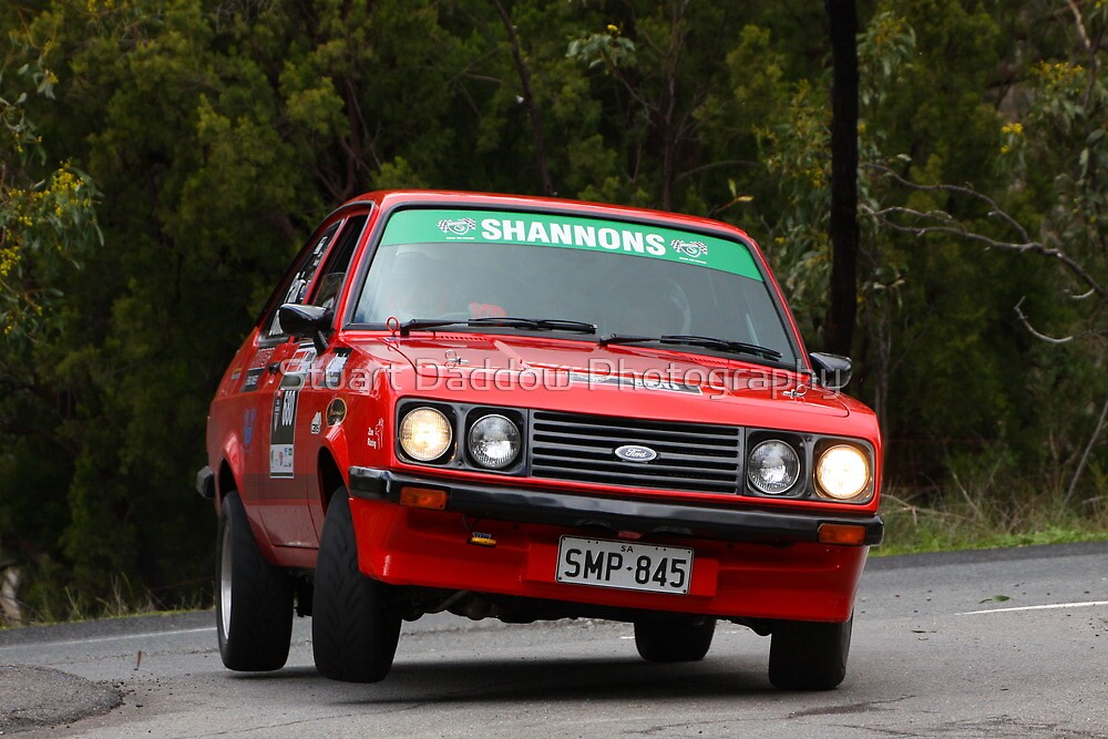 Special Stage 16 Stirling Pt.8 by Stuart Daddow Photography