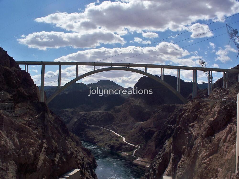 Hover Dam Bridge by jolynncreations