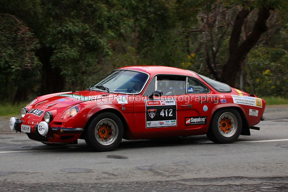Special Stage 16 Stirling Pt.13 by Stuart Daddow Photography