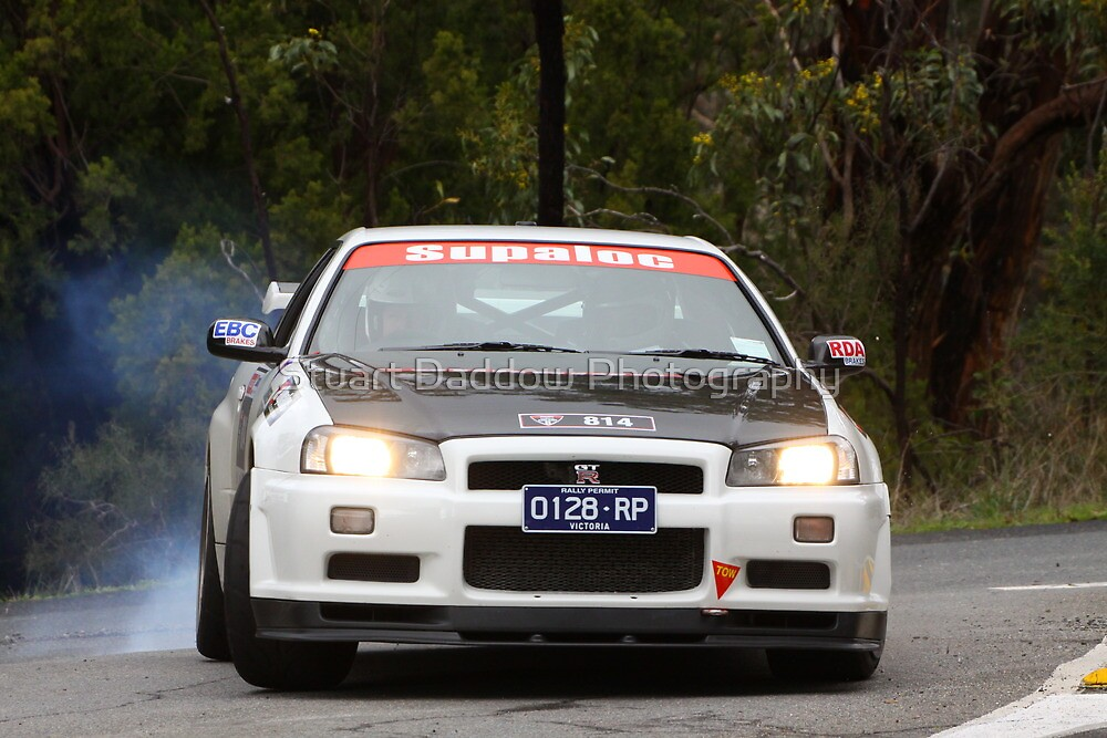 Special Stage 16 Stirling Pt.18 by Stuart Daddow Photography