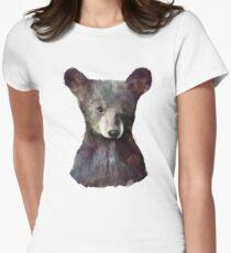 Little Bear Women's Fitted T-Shirt