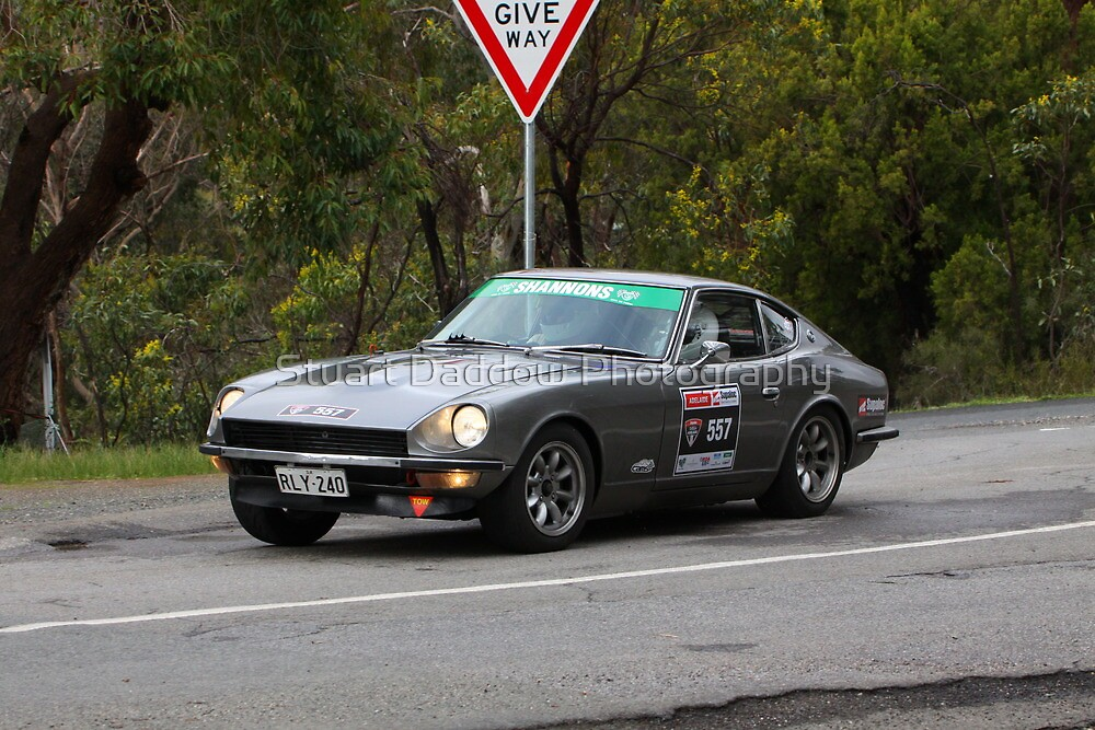 Special Stage 16 Stirling Pt.23 by Stuart Daddow Photography
