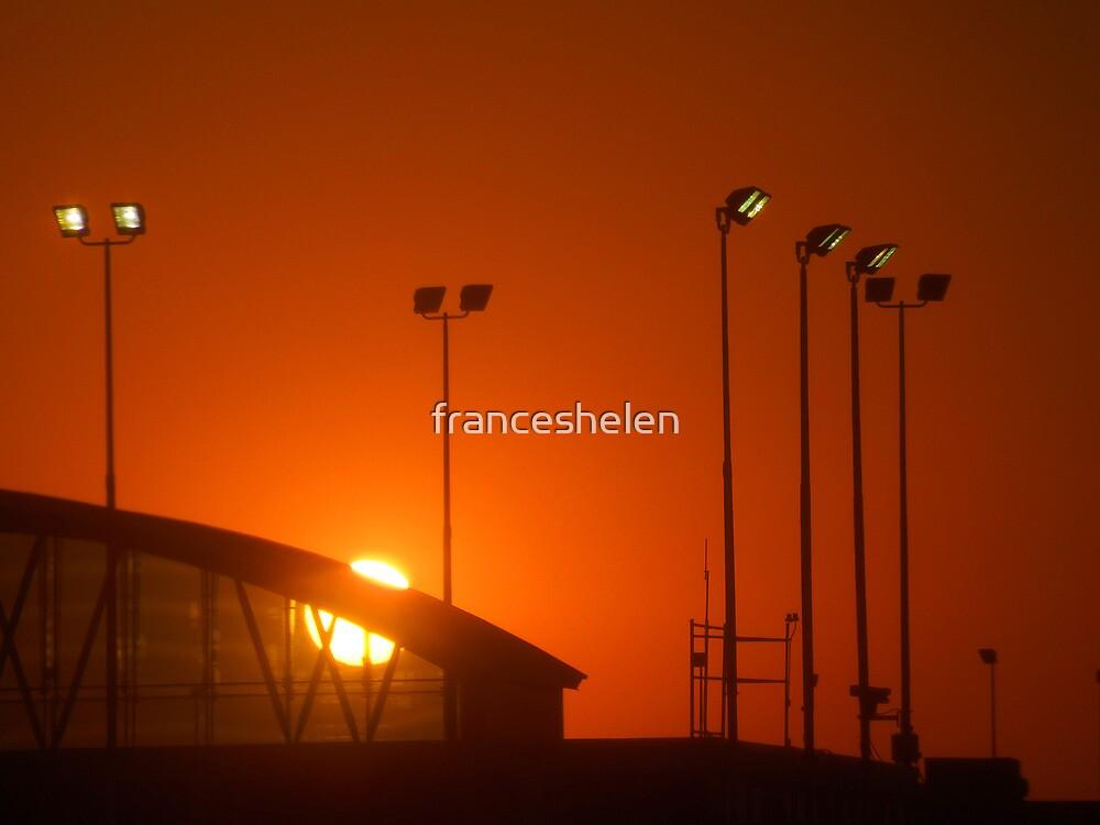 Airport  Orange by franceshelen