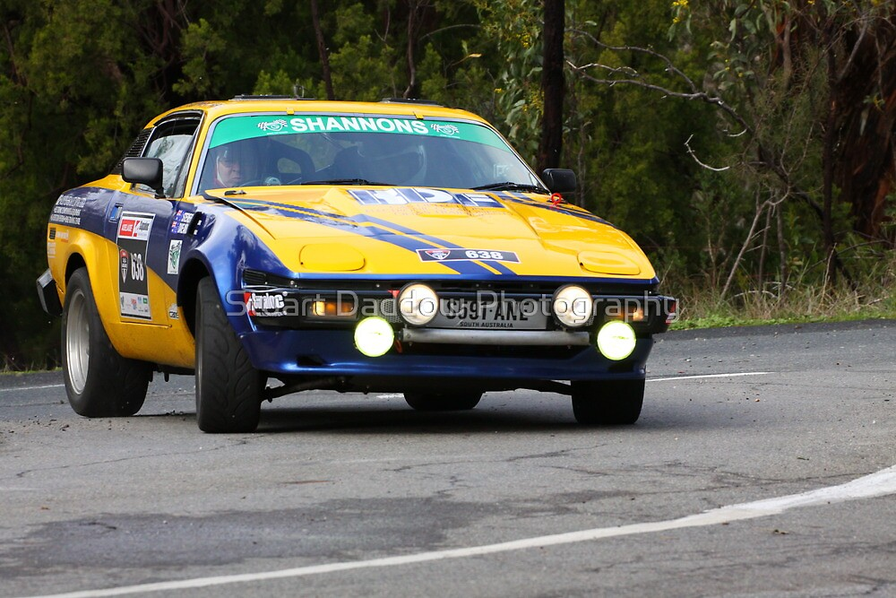 Special Stage 16 Stirling Pt.33 by Stuart Daddow Photography