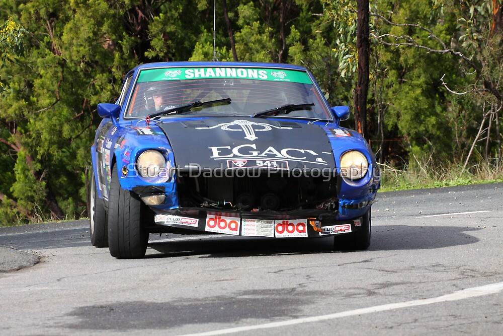 Special Stage 16 Stirling Pt.55 by Stuart Daddow Photography