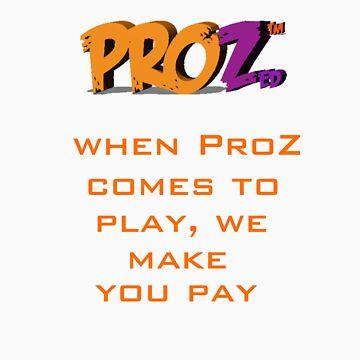ProZ Slogan by frank13716