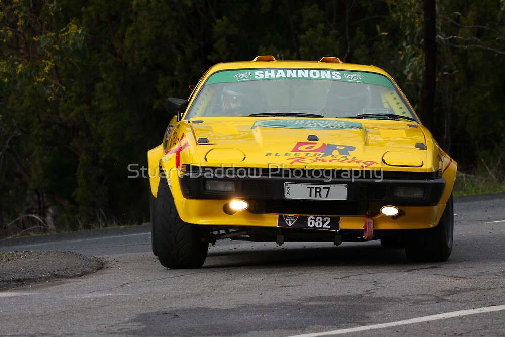 Special Stage 16 Stirling Pt.58 by Stuart Daddow Photography