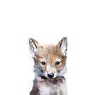Kleiner Wolf von Amy Hamilton