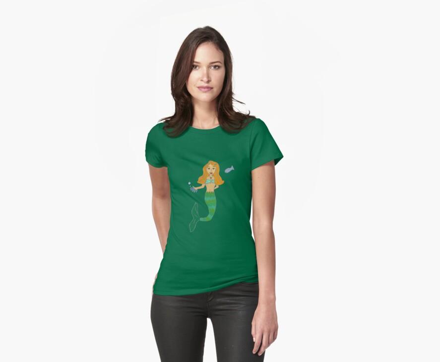 Mermaid Finella by Tangerine-Tane