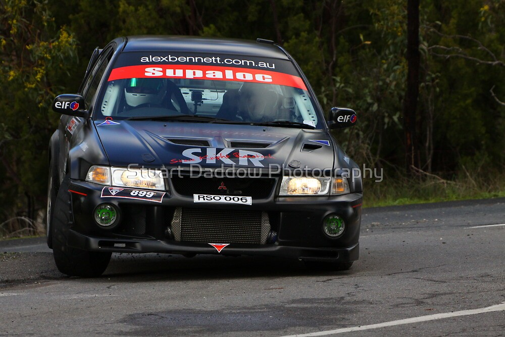 Special Stage 16 Stirling Pt.72 by Stuart Daddow Photography